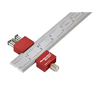 Woodpeckers Precision Woodworking Tools RS-2 Rule Stop, 2-Inch by Woodpeckers Precision Woodworking Tools
