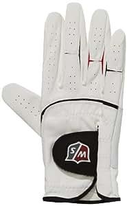 Wilson Staff Grip Plus Gant de golf Homme Main droite Blanc Taille L