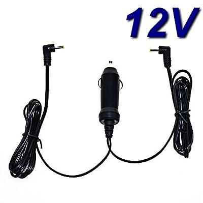 Top Chargeur * Chargeur Voiture Allume Cigare 12V pour Lecteur DVD Portable DJIX PVS 706-50SM par TopChargeur