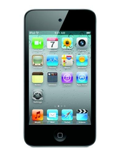 Apple 16GB iPod touch; flash-media; 16 GB; LCD; 101.6 mm (4