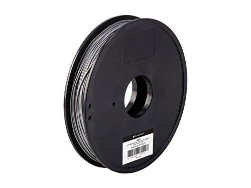 Monoprice 116210MP Select ABS Plus + Premium 3d Filament, 0.5kg, 1,75mm, argent