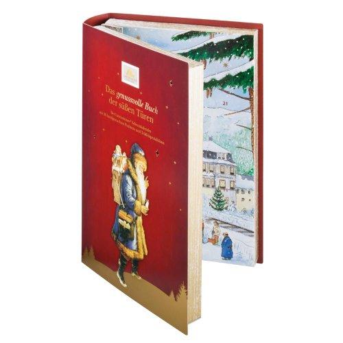 Lauenstein Confiserie Lauensteiner Adventskalender Buch, 1er Pack (1 x 350 g)