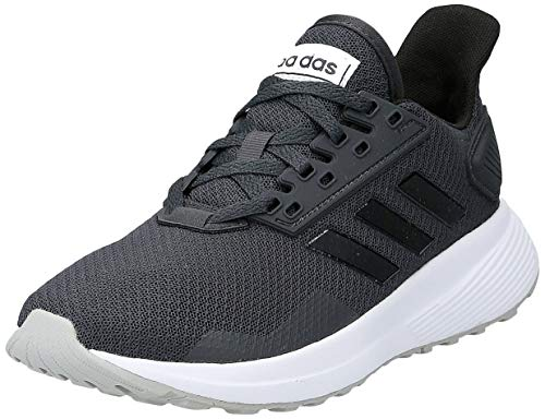adidas DURAMO 9 Scarpe da Running Donna, Nero (Carbon/Core Black/Grey Two F17 Carbon/Core Black/Grey Two F17), 36 2/3 EU