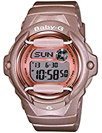 Casio Damen-Armbanduhr Baby-G Digital Quarz Resin BG-169G-4ER