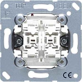 Jung 539VU Jalousie-Wippschalter Taster, 1-polig