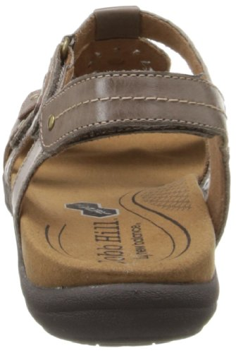 Rockport Cobb Hill Women's Revsoothe Dress Sandal,Stone,11 M US Stone