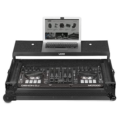 UDG FlightCase Multi Format XXL + (Laptop & Trolley & Wheels) - Schwarz