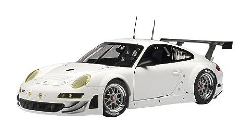 Autoart - 81073 - Véhicule Miniature - Modèle À L'échelle - Porsche 911/997 Gt3 Rsr - 2010 Plain Body - Echelle