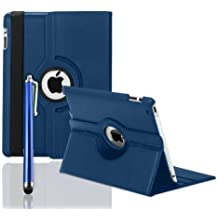 Zonewire Case - Funda para Apple iPad 2/3/4, color azul