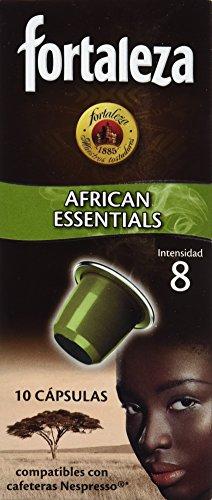 Nespresso compatible - Café Fortaleza African Essentials - 10 cápsul