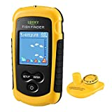 LUCKY Fischfinder Wireless Farbe Tragbarer Portable