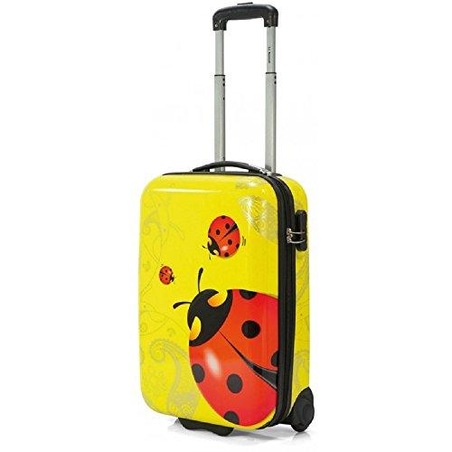 Maleta Trolley Cabina BENZI, Diseño...