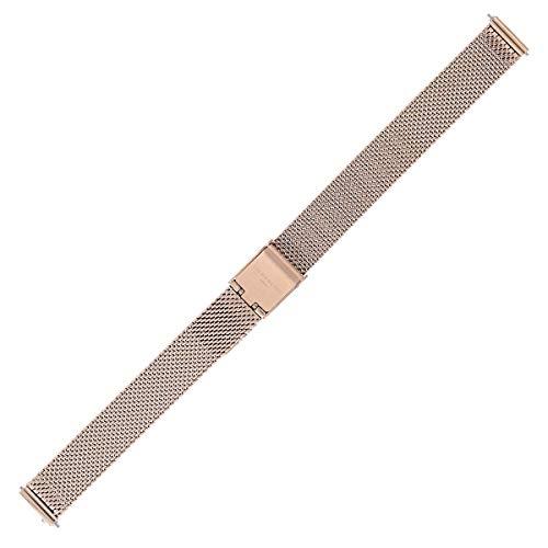 Liebeskind Berlin Uhrenarmband 12mm Edelstahl Rosegold - Uhrband 137