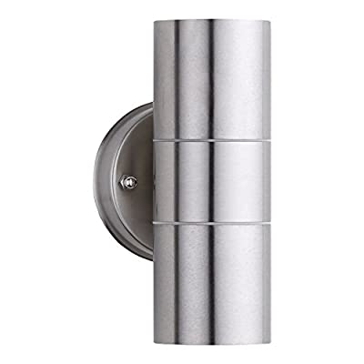 Stainless Steel Modern Outdoor Wall Down Light E27