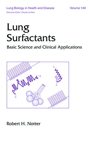Lung Surfactants: Basic Science And Clinical Applications (lung Biology In Health And Disease Book 149) por Robert H. Notter epub