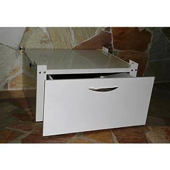 waschmaschinen untergestell 60x50x30cm 150 kg ausf hrung 3 mit schublade marke szagato. Black Bedroom Furniture Sets. Home Design Ideas