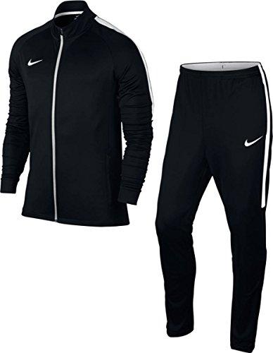 Nike M Dry Trk Suit Acdmy K - Sportanzug Herren, Farbe Black