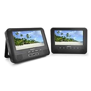 Marquant MCDKIT-17 Lecteur DVD portable Noir