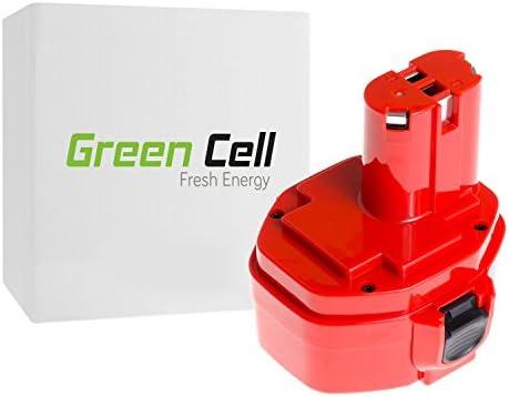 verde verde verde Cell® Utensili Elettrici Batteria per Makita 6280DWPE (Ni-MH celle 1.5 Ah 14.4V) | Del Nuovo Di Stile  | Del Nuovo Di Stile  | Fashionable  590b38