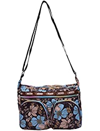 Ruff Casual Stylish Women's Mens Travel Sling Bag Women's Sling Bag Casual Girls Sling Bag (Multi Color)
