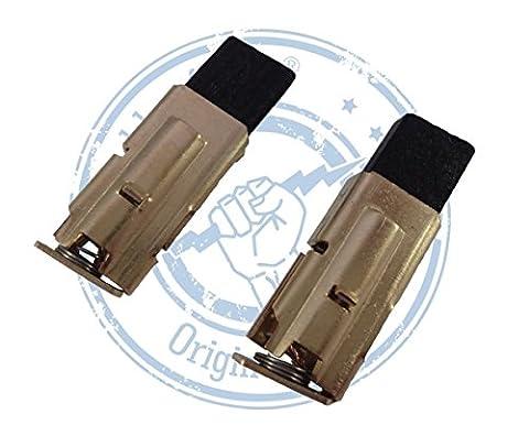 Original Blaufaust® Kohlebürsten für Metabo BHE 24 SR,SB E 680/2