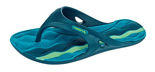 Rider Brasil Monza 2015 Femme Flip Flops blue