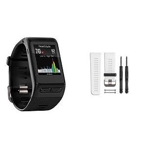 Garmin vívoactive HR Sport GPS-Smartwatch (integrierte Herzfrequenzmessung am Handgelenk, diverse Sport Apps)