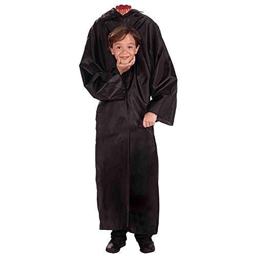 Neuheiten Kinder Forum Kostüm - Yqihy Halloween Cosplay Kostüme Für Kinder Jungen Forum Neuheiten Kinder Unisex Headless Party Horror