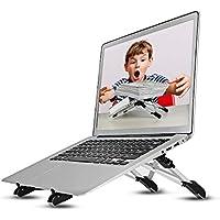 "Laptopständer Laptop Stand Halterung Macbook Pro Notebook Cooling Stand Tragbar Leicht Stand für Lenovo Yoga 530 14,0 Zoll IdeaPad 320S MacBook Air 13"" IdeaPad 320S HP 15,6 Zoll Notebook Tablet"