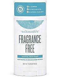 Déodorant Naturel en Stick - Sans parfum - Schmidt's