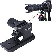 iShoot lente apoyo cuello–Soporte de pie trípode anillo de montaje para Nikon AF-S Nikkor 70–200mm f/2.8G ED VR II y 70–200mm f/2.8G ED VR parte inferior es cámara placa de liberación rápida Compatible con Arca-Swiss para cabezal de rótula