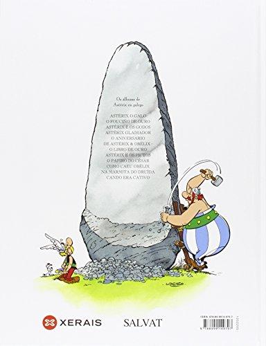 Astérix. O papiro do César (Infantil E Xuvenil - Cómics)