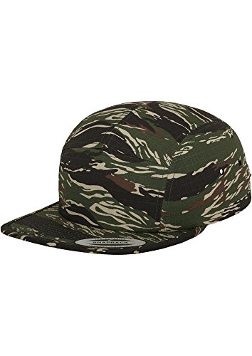 FLEXFIT - Classic Jockey Cap (camo) (Flex Camo Hut Fit)