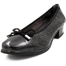 En Zapato Colores Cómodo Negro Tacón Vestir Disponible Con Pitillos wYrYAqFa