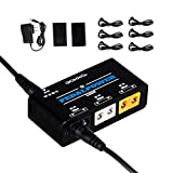 GOKKO AUDIO Mini Guitar Pedal Power Supply with 6 Isolated DC Output