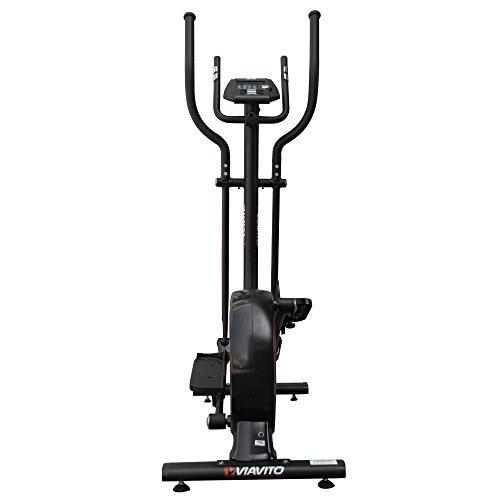 41SnaMgCadL. SS500  - Viavito Sina Elliptical Cross Trainer - Black