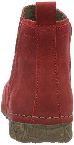 El Naturalista Damen N959 Pleasant Tibet/ Angkor Chelsea Boots Rot (TIBET N81)