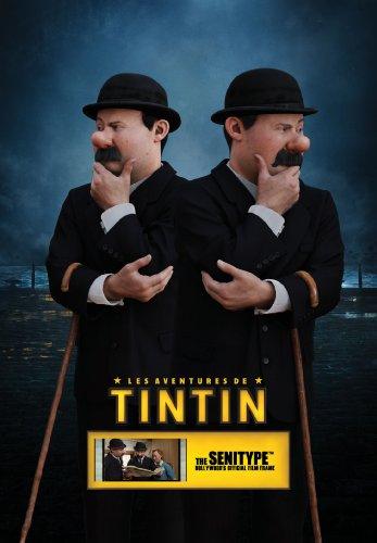 Senitype Tintin : Le Secret De La Licorne (Dupond Et Dupont) (Senitype