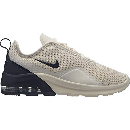 Nike Damen WMNS Air Max Motion 2 Leichtathletikschuhe, Mehrfarbig (Light Cream/Oil Grey 200), 41 EU