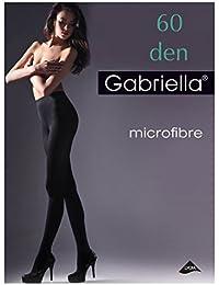 Gabriella Strumpfhose Microfaser 60 DEN Blickdichte