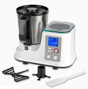 All-in-One Multifunktions-Küchenmaschine mit Kochfunktion Gourmet