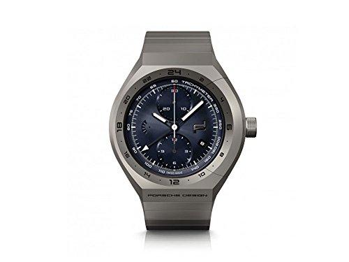 Reloj Automático Porsche Design Monobloc Actuator, GMT, 6030.6.02.003.02.5