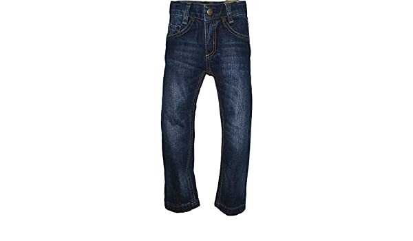 450ecdbdc1dd Basic Jeans Slim Fitting aus robustem Blue Denim Weite  SLIM von BLUE  EFFECT Modell 0224 Size 92  Amazon.de  Bekleidung