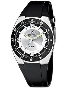 Calypso watches Jungen-Armbanduhr Analog Kautschuk K6044/3