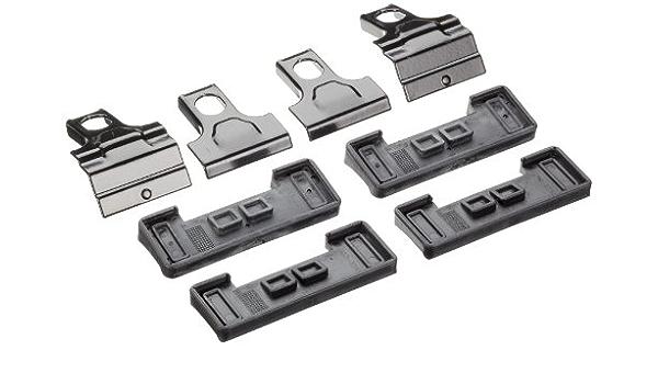 Thule 1314 Montage Kit Für Rapd System Fußsatz 750 Auto