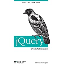 jQuery Pocket Reference.