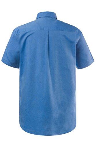 JP 1880 Herren Freizeithemd Blau