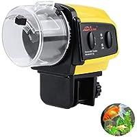 Kuiji Alimentador automático de los Pescados del Acuario, Tanque Auto del dispensador de la Comida de Pescados