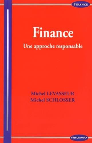 Finance - Une approche responsable