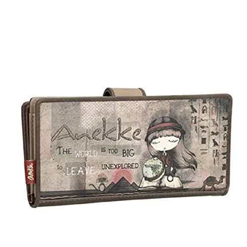 Anekke Billetero original estampado inspiración egipcia
